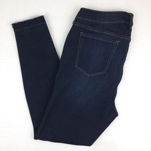 William Rast Sculpted High Rise Jeans